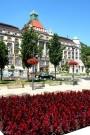 Венгрия. Термальный курорт Будапешт. Гостиница Геллерт - Hotel Danubius Gellert. Купание в бассейнах с лечебной водой. Пакеты процедур