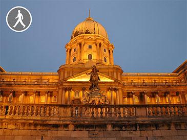 Обзорная экскурсия по Будайской крепости в Будапеште. Экскурсия на русском языке