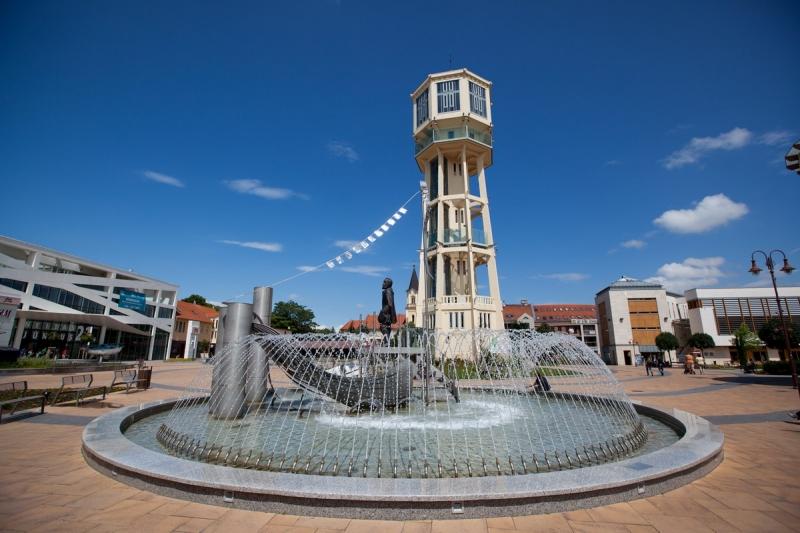 Шиофок (Siofok) - курортная столица южного берега Балатона