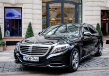 Mercedes Benz S class. Budapest Airport Transfer. Limousine transfers service. Luxury class transfer. VIP Vienna transfer. Private transfer from Budapest Liszt Ferenc Airport to more than 50 destinations, with the lowest price guaranteed