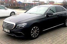 Mercedes Benz E class. Budapest Airport Transfer. Heviz transfer. Vienna transfer. Private transfer from Budapest Liszt Ferenc Airport to more than 50 destinations, with the lowest price guaranteed